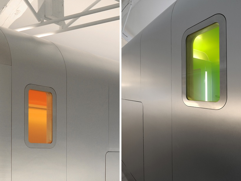*比利時Liège的時空閣樓:Daniel Dethier柔美的衝突設計! 5