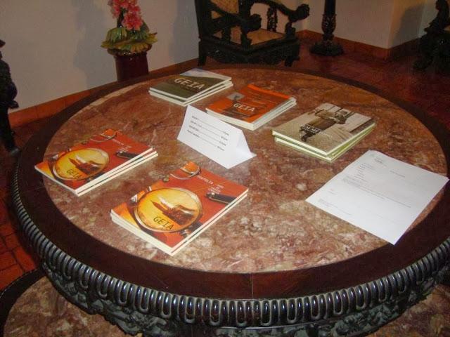 """""""Geia"""" lançada no Museu de Lamego"""