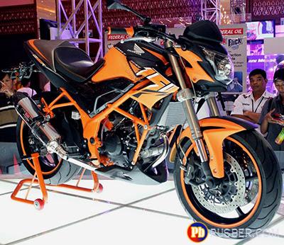 Honda CBR150 Modifikasi Street Fighter Gagah Terbaru