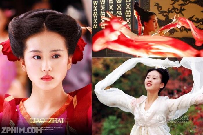 Ảnh trong phim Liêu Trai Tứ Đại Kỳ Nữ - The Fairies Of Liao Zhai 1