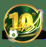 V9bet thưởng 10% thể thao
