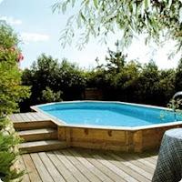 piscine fuori terra in legno piscine fuori terra in legno