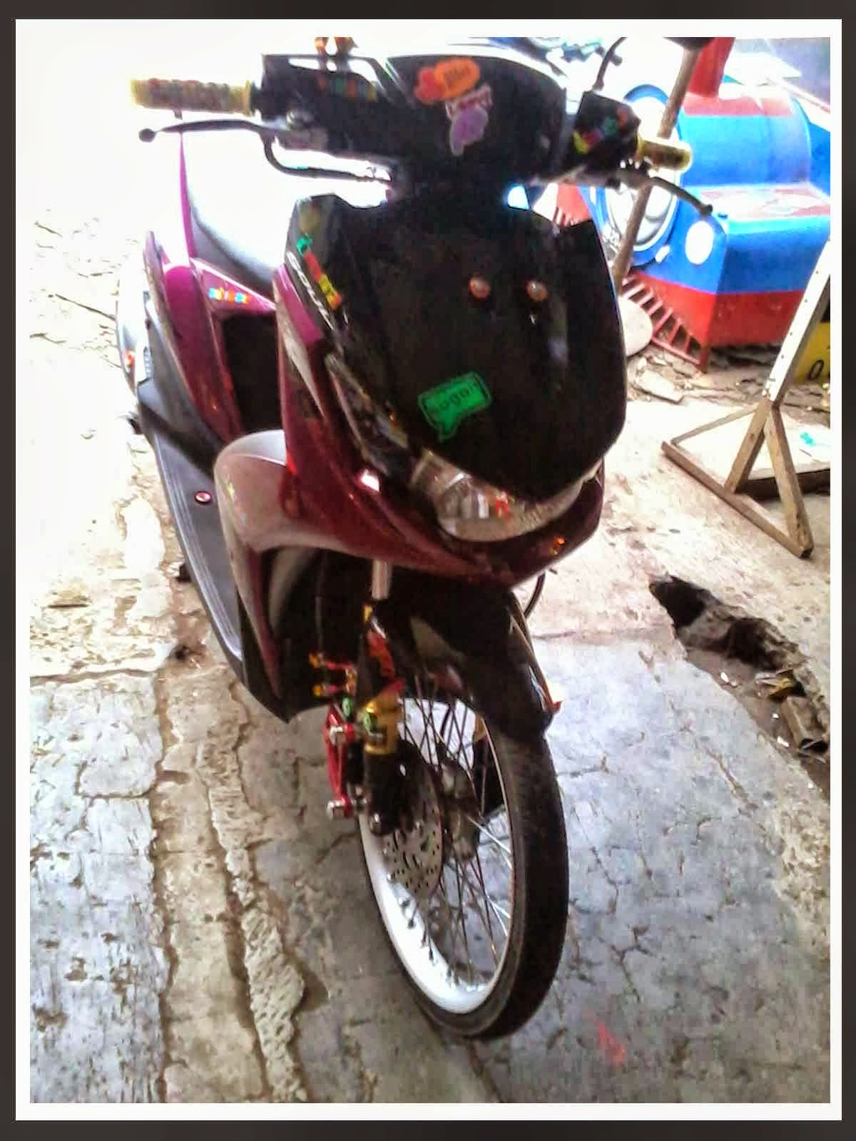 Mio Soul Gt Modifikasi Drag
