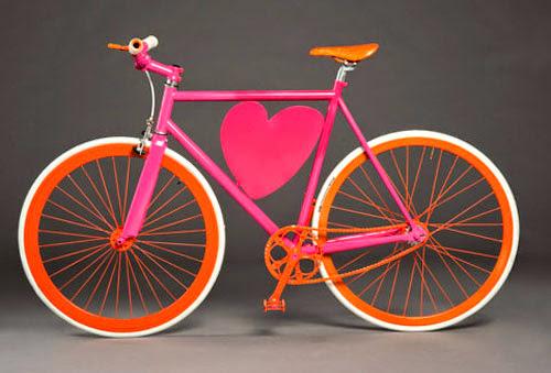 Customização de bicicletas