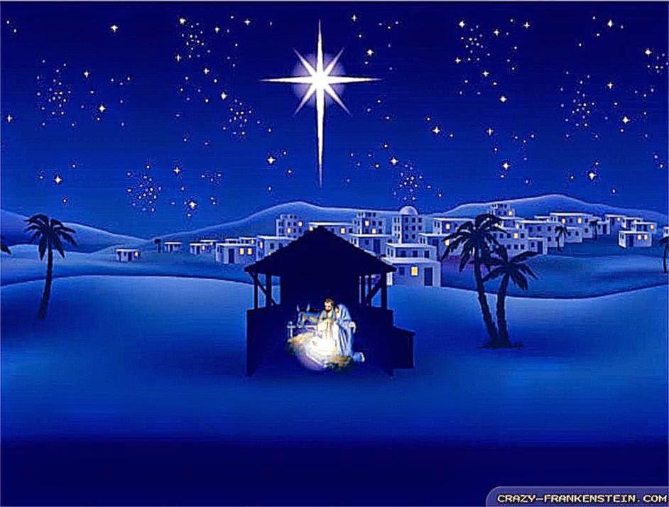 christian christmas wallpaper widescreen