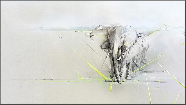 Wallpaper elefante terra final