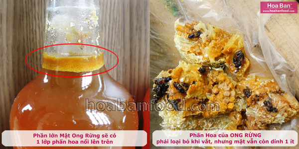 Phân biệt mật ong rừng và mật ong nuôi 14