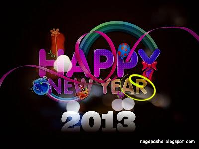 gambar tahun baru 2013