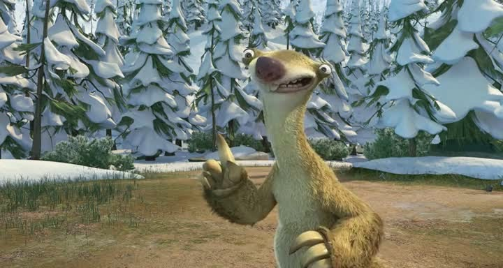 Single Resumable Download Link For Hollywood Movie Ice Age 2: The Meltdown (2006) In Hindi Dubbed