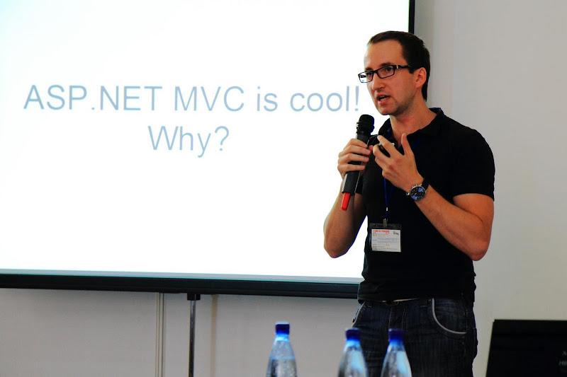 Alexander Beletsky on IT Jam