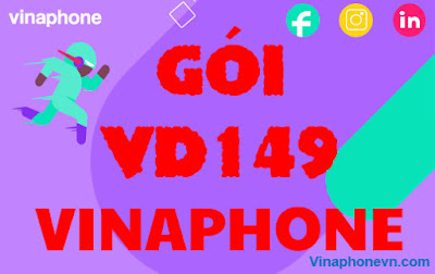 VD149 Vinaphone là gói gì? Cách Đăng ký Gói VD149 Vinaphone?