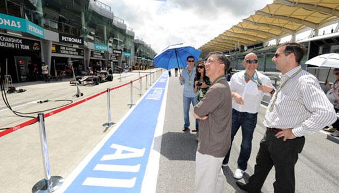 circuit tour sepang circuit malaysia