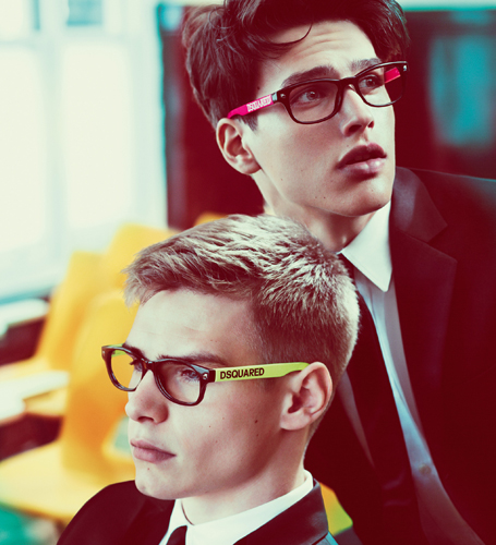 c97fe4b9a67 dsquared2 glasses for men campaign fall winter 2012 2013