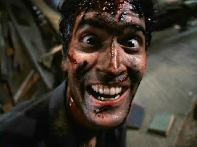 Sospechosos habituales: Ash Williams