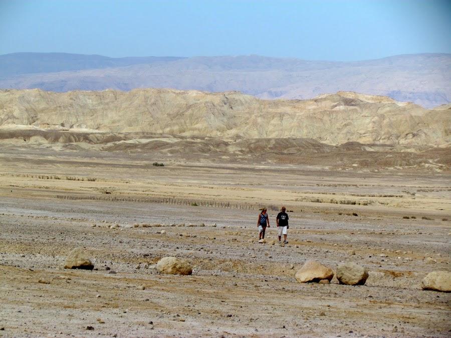 Иудейская пустыня. Путешествие по Урагану