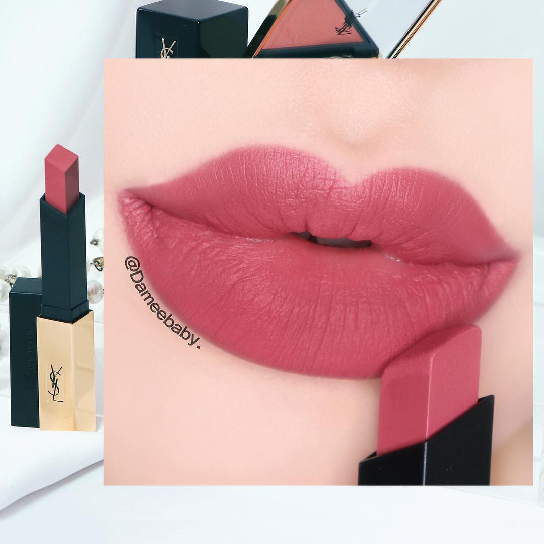 YSL Rouge Pur Couture The Slim màu 12