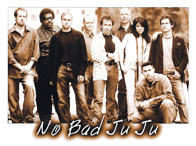 No Bad JuJu talent network Rivers Casino