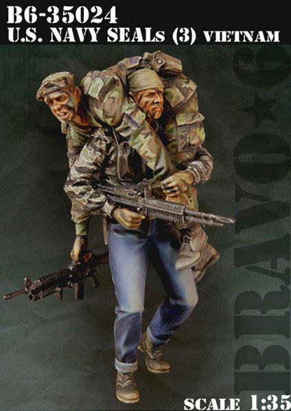 New BRAVO6 figures 35024-1