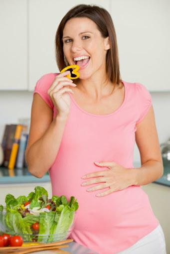 Bà bầu nên ăn những loại rau, củ quả gì1