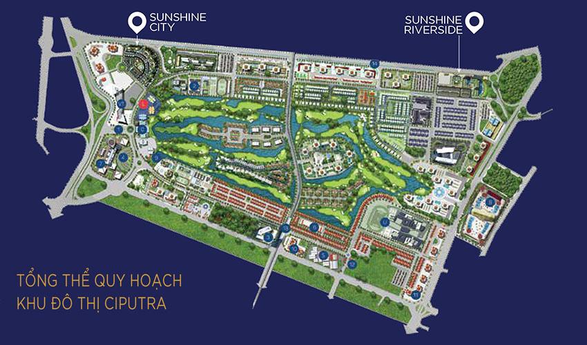 Sunshine City Ciputra Tây Hồ