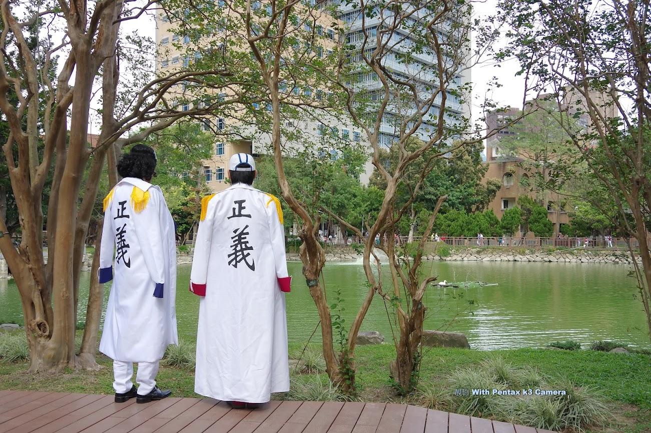 PF21開拓動漫祭在台灣大學綜合體育館