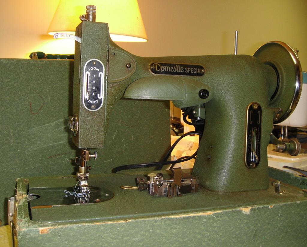 national sewing machine company
