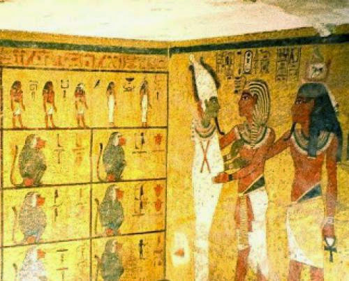 Tutankhamun Curse And Crowley