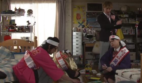 Koyanagi Yu, Narimiya Hiroki, Naka Riisa