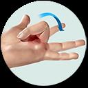 chữa ngón tay bật