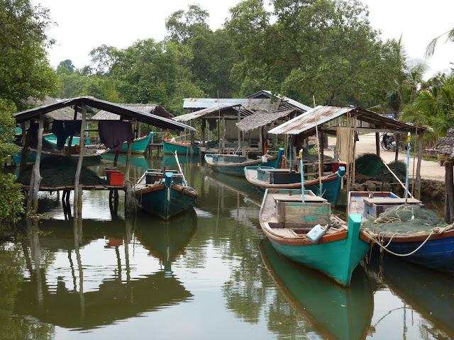 Blog de voyage-en-famille : Voyages en famille, Kep, balade aux environs
