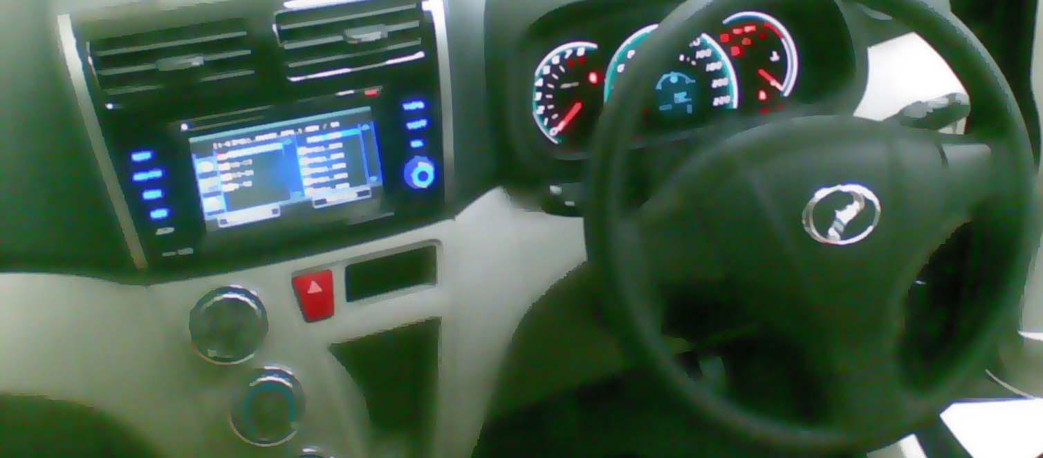 Car interior malaysia - Interior Spy Shots Of New Myvi 2011 Revealed