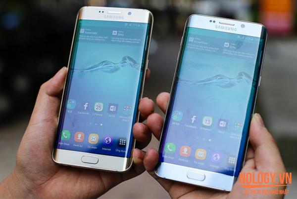 Bán Samsung Galaxy S6 Edge Plus 2 sim uy tín giá rẻ tại Hà Nội