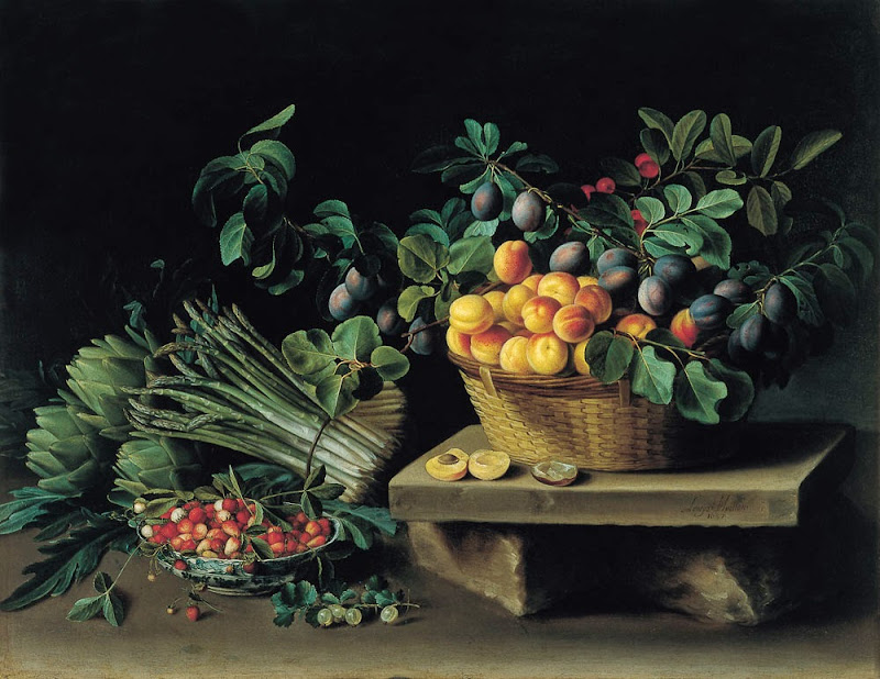 Louise Moillon - Still-Life with Fruit