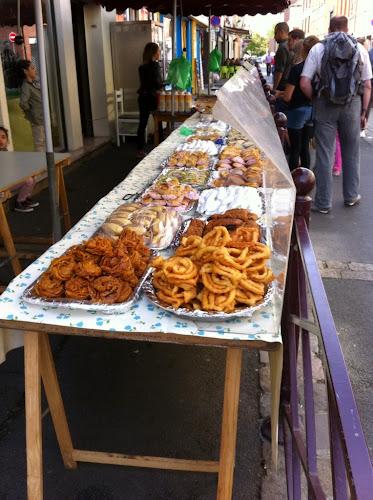Gâteaux marché Wazemmes Lille