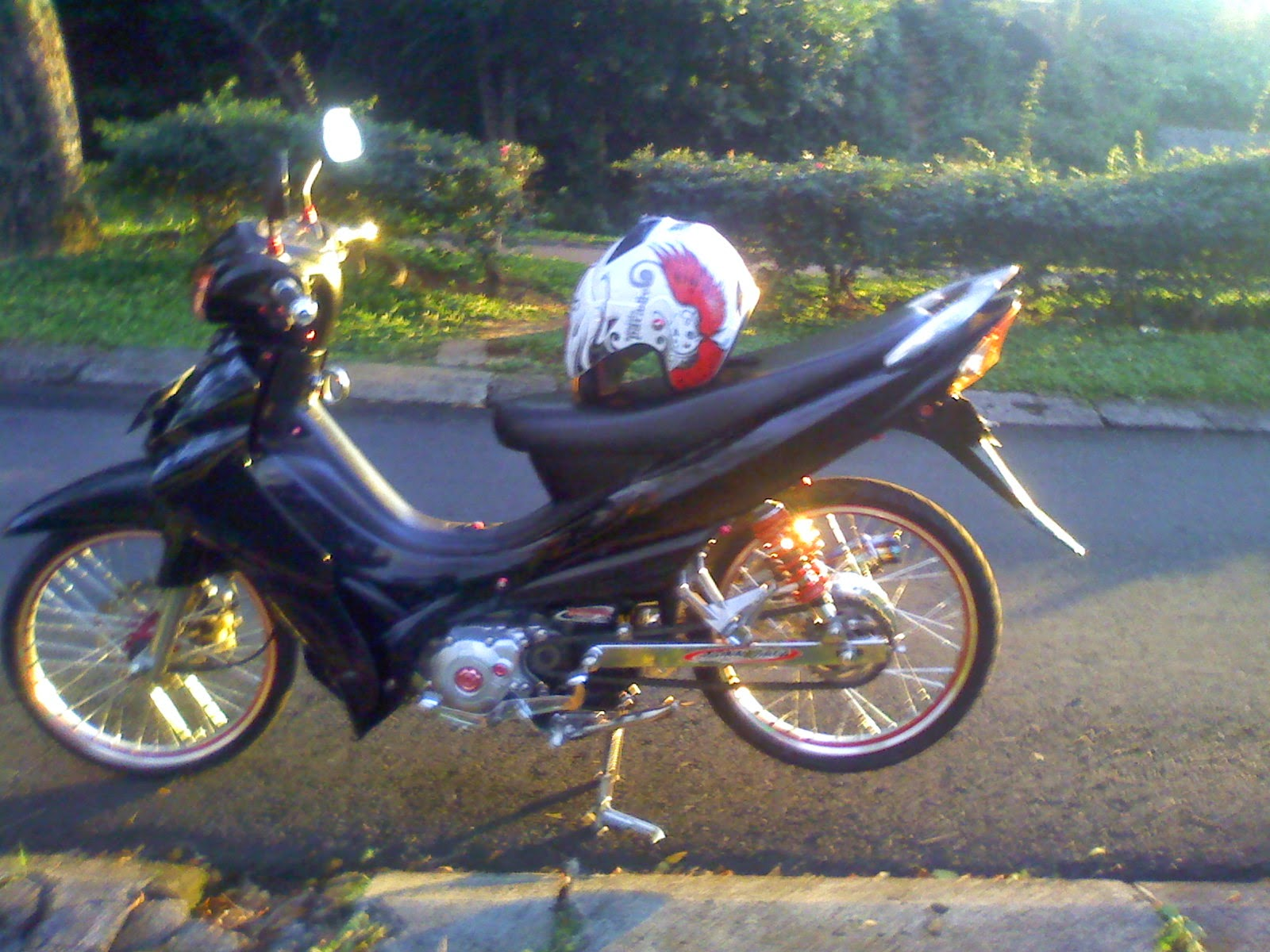 New Jupiter Z Modifikasi Simple