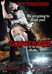 Hố Xí Tử Thần - Zombie Ass: Toilet Of The Dead poster