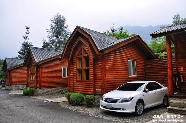沙里仙溫泉度假村小木屋