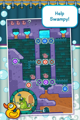 Where's My Water? game free for iphone