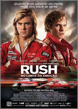 Filme Poster Rush – No Limite da Emoção R5 XviD & RMVB Dublado