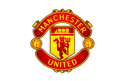 Man Utd logo mockup