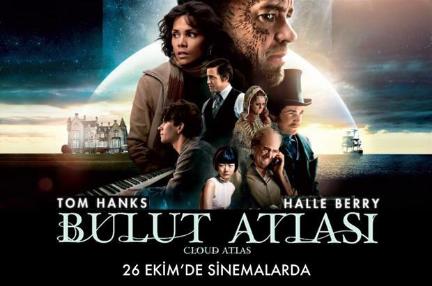 bulut atlasi cloud atlas 2012 movie poster film afisi Bulut Atlası Filmi Hakkında Yorumlarımız