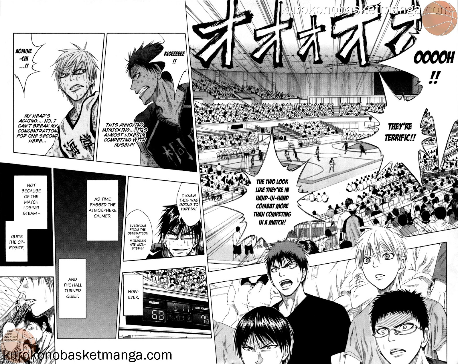 Kuroko no Basket Manga Chapter 71 - Image 14-14