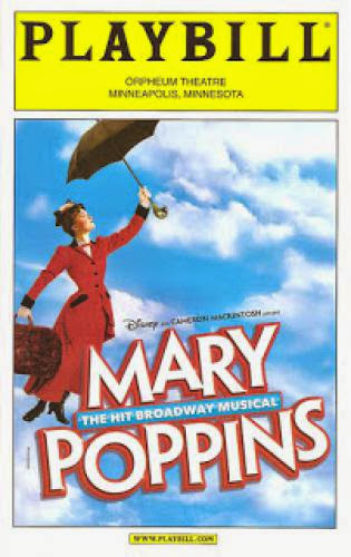 Mary Poppins At The Orpheum Theatre