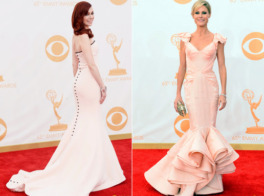 Looks do Emmy Awards 2013