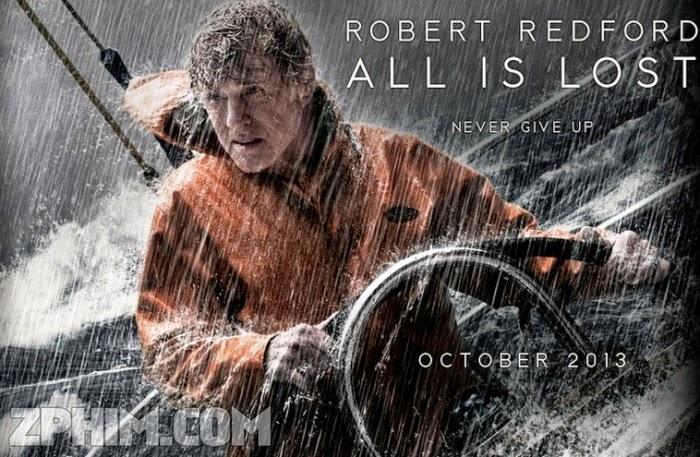 Ảnh trong phim Cuộc Hành Trình Đơn Độc Trên Biển - All Is Lost 1