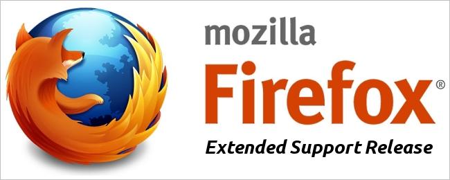 Installing and Maintaining Firefox ESR in Ubuntu / Linux
