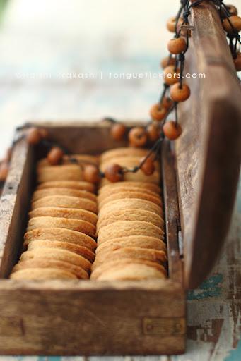 Harini's Vegan Vanilla Sugar Cookies