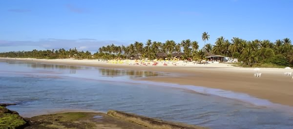 Férias em Ilhéus, Bahia, Brasil