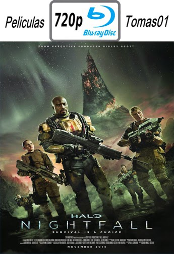 Halo: Nightfall (2014) BRRip 720p