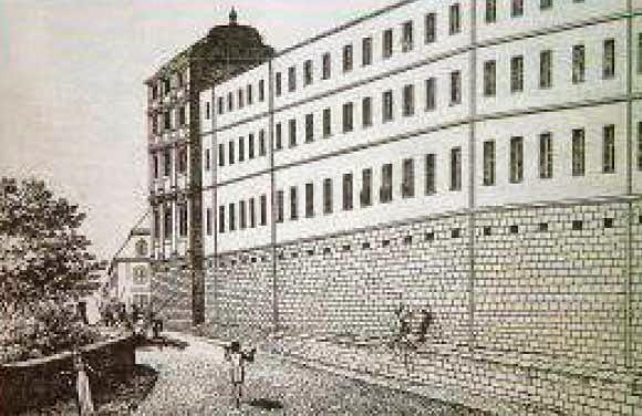 Замок в Бамберге